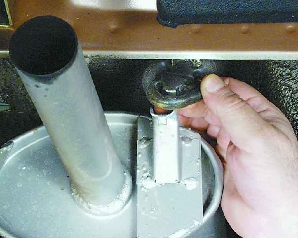 Замена глушителя ваз 21099